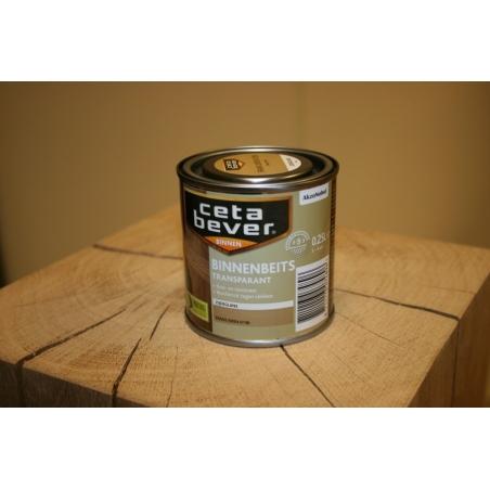Clear Varnish/Oil for Oak Wood Plinth