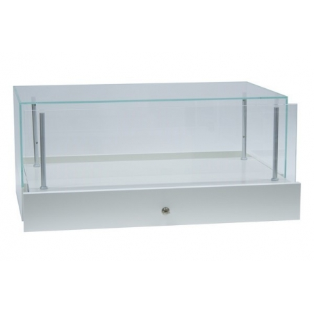 Vitrine display 45 x 45 x 45 cm