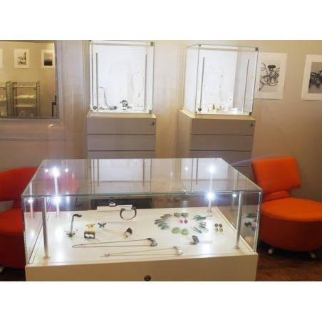 Vitrine display 45 x 60 x 45 cm