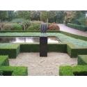 granite plinth, mitred, bespoke