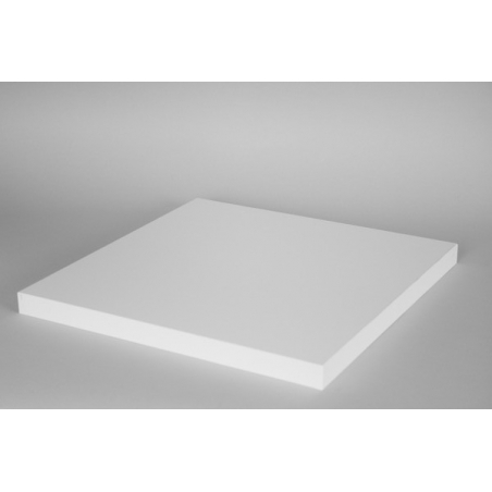 Top hoogglans wit (max. 50x50cm)