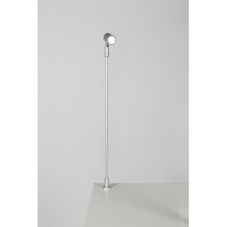 LED Lampe, Typ 1L, 382mm, 1W, Silber