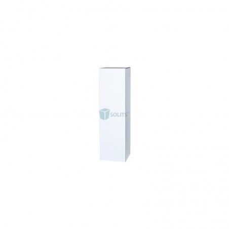 cardboard plinth white, 45 x 45 x 60 cm (LxWxH)