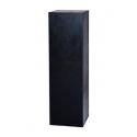 Solits plinth stone look, 30 x 30 x 100 cm (LxWxH)