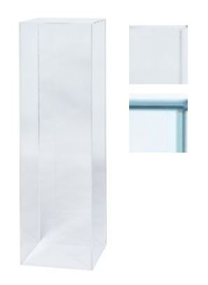 Plinths glass | acrylic