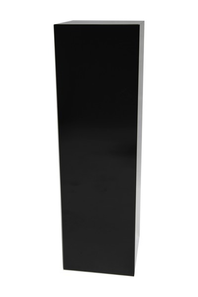 Solits plinth black high gloss