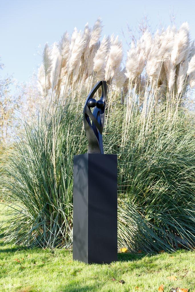 Solits Plinth Black - Outdoor